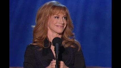 Kathy Griffin: Does The Bible Belt