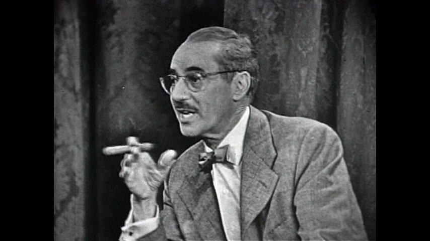The Marx Brothers: The Jack Benny Program