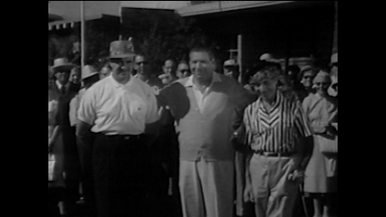 The Marx Brothers: Celebrity Golf