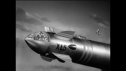 Fireball XL5: S1 E10 - Space Pen