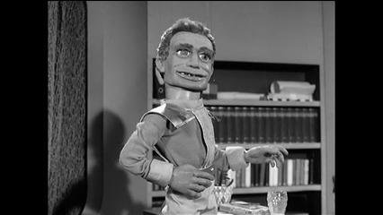 Fireball XL5: S1 E35 - Space City Special