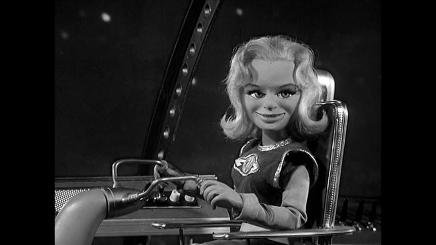 Fireball XL5: S1 E1 - Planet 46