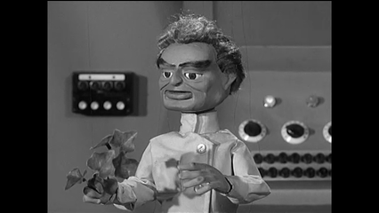 Fireball XL5: Plant Man From Space