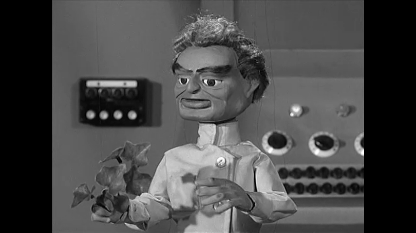 Fireball XL5: S1 E4 - Plant Man From Space