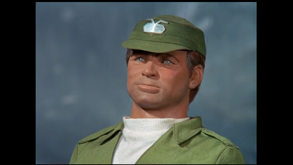 Joe 90: Colonel McClaine