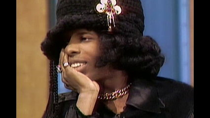 The Dick Cavett Show: Rock Icons - Sly And The Family Stone (July 13, 1970)