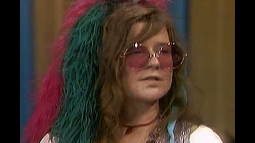 Rock Icons: August 3, 1970 Janis Joplin