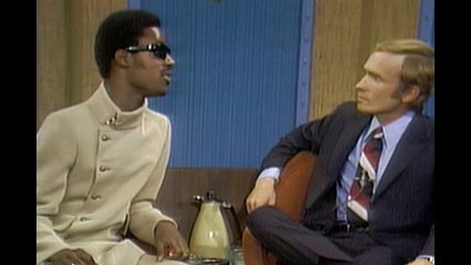 The Dick Cavett Show: Rock Icons - Stevie Wonder (August 11, 1970)