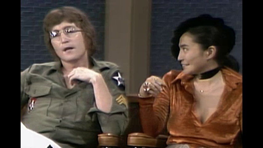 The Dick Cavett Show: Rock Icons - John Lennon & Yoko Ono (September 11, 1971)