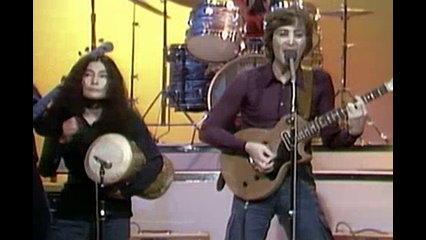Rock Icons: May 11, 1972 John Lennon and Yoko Ono