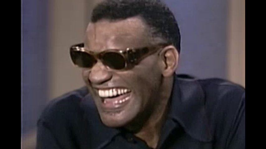 The Dick Cavett Show: Rock Icons - Ray Charles (June 26, 1972)