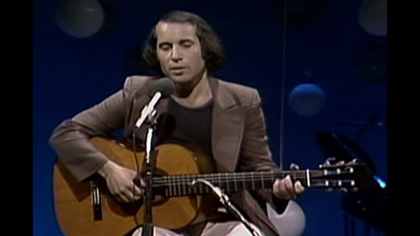 Rock Icons: September 5, 1974 Paul Simon