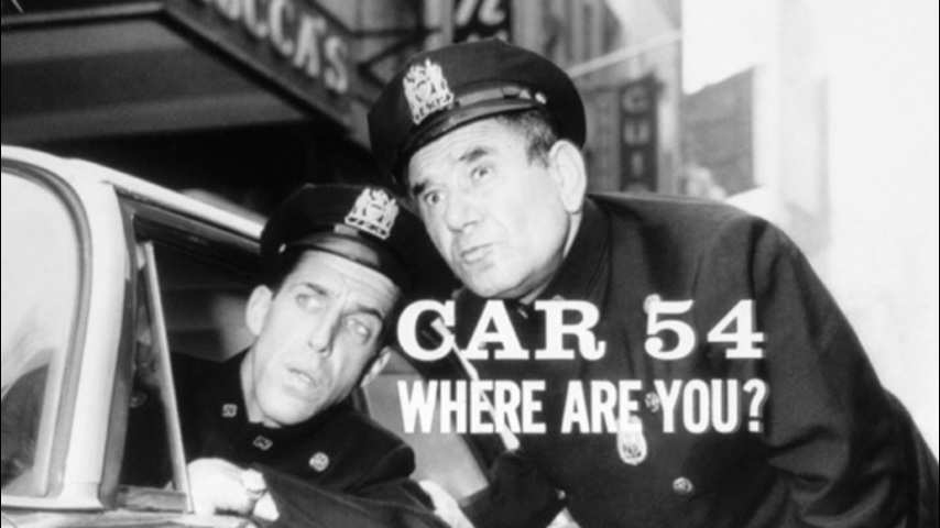 Car 54, Where Are You?: Christmas at the 53rd