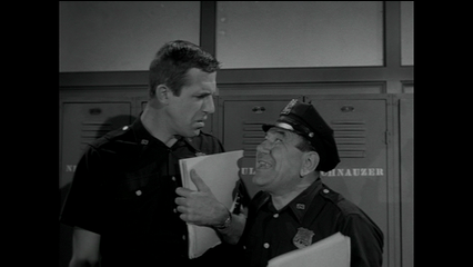 Car 54, Where Are You?: S2 E16 - The White Elephant