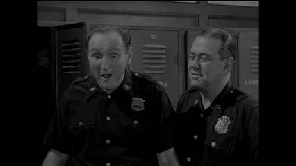 Car 54, Where Are You?: S2 E18 - The Presidential Itch