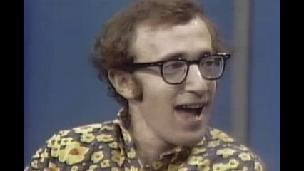 The Dick Cavett Show: Comic Legends - Woody Allen (September 19, 1969)