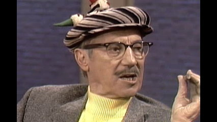 The Dick Cavett Show: Comic Legends - Groucho Marx (May 25, 1971)