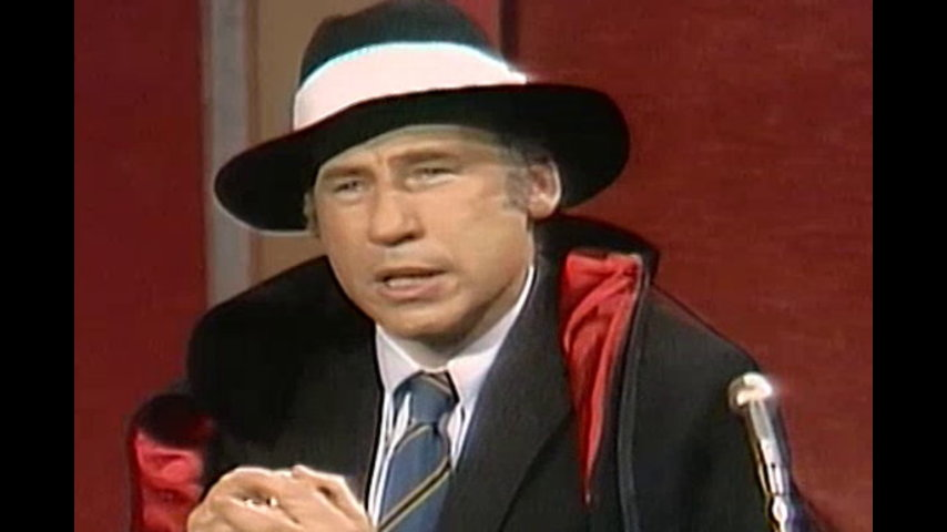 The Dick Cavett Show: Comic Legends - Mel Brooks (April 6, 1970)