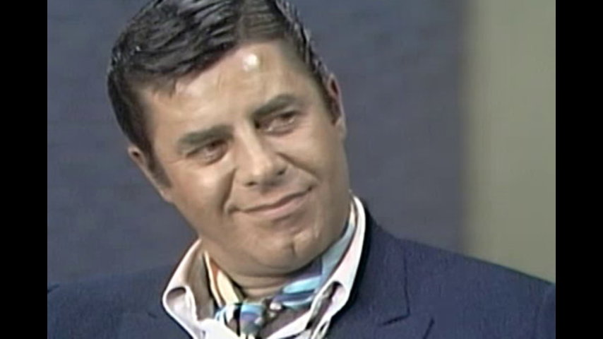 The Dick Cavett Show: Comic Legends - Jerry Lewis (Janurary 27, 1973)