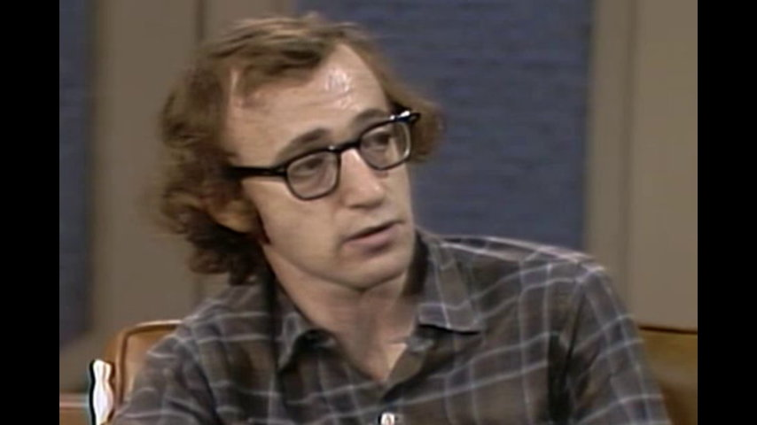 The Dick Cavett Show: Comic Legends - Woody Allen (October 20, 1971)