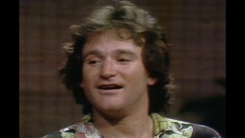 The Dick Cavett Show: Comic Legends - Robin Williams (May 16-17, 1979)