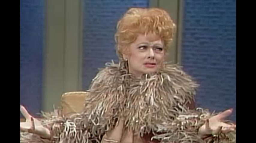 The Dick Cavett Show: Comic Legends - Lucille Ball (March 7, 1974)