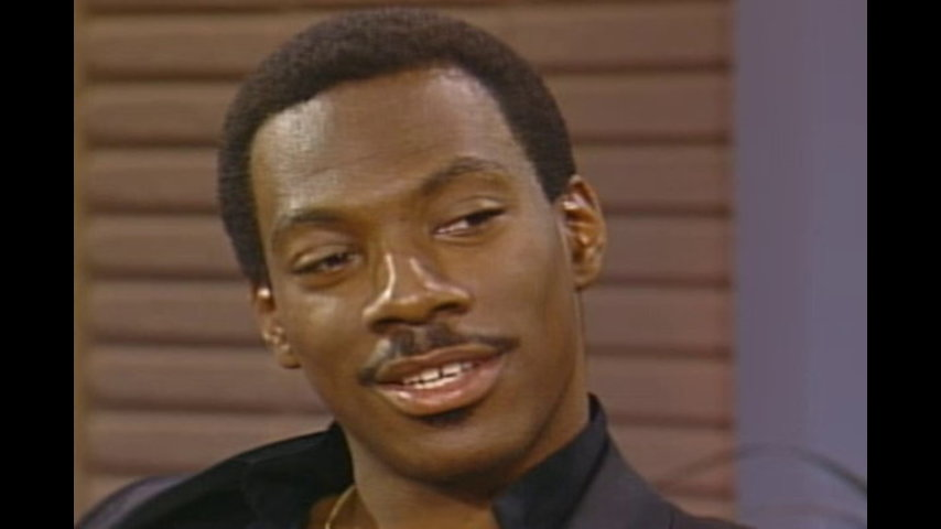 The Dick Cavett Show: Comic Legends - Eddie Murphy (November 4, 1985)