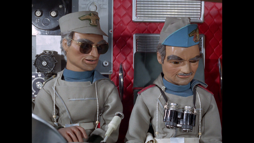 Thunderbirds: S1 E2 - Pit Of Peril