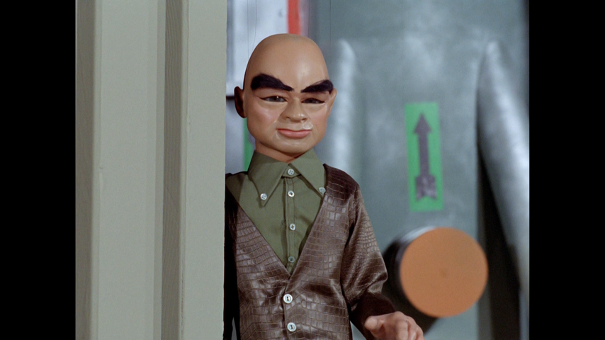 Thunderbirds: S1 E14 - The Mighty Atom