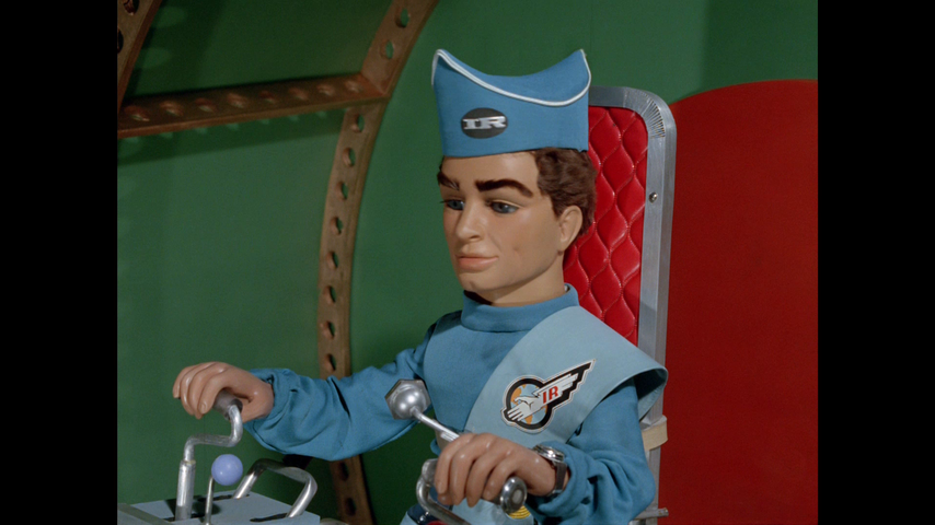 Thunderbirds: S1 E1 - Trapped In The Sky