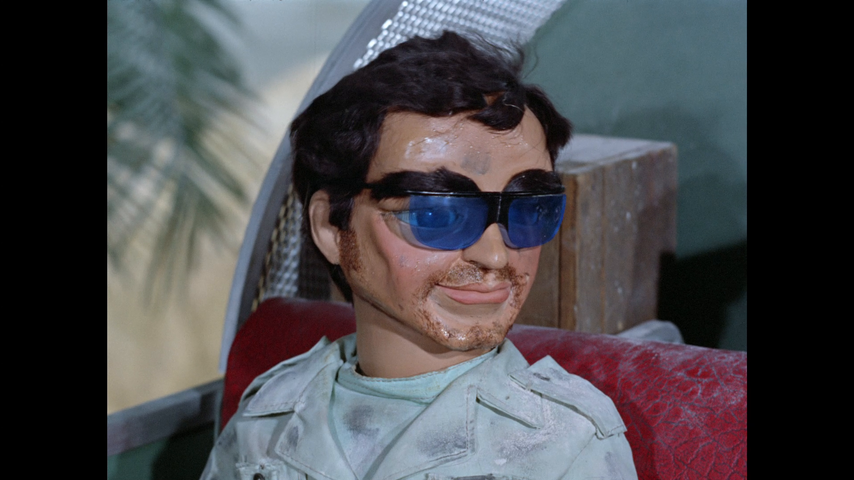 Thunderbirds: S1 E24 - Martian Invasion