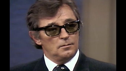 The Dick Cavett Show: Hollywood Greats - Robert Mitchum (April 29, 1971)
