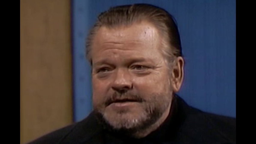 Hollywood Greats: July 27, 1970 Orson Welles