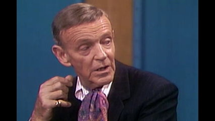 The Dick Cavett Show: Hollywood Greats - Fred Astaire (November 10, 1970)