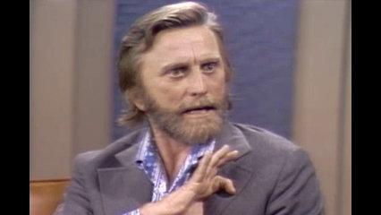 The Dick Cavett Show: Hollywood Greats - Kirk Douglas (June 29, 1971)