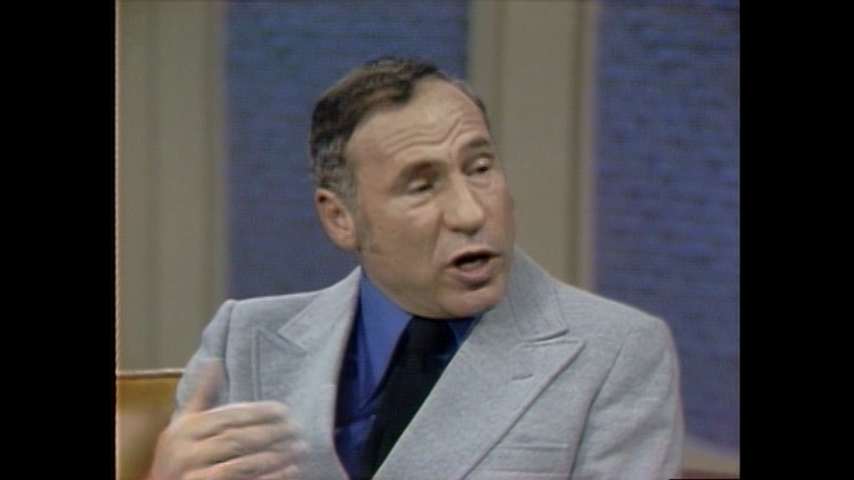 The Dick Cavett Show: Hollywood Greats - Mel Brooks & Frank Capra (January 21, 1972)