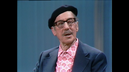 The Dick Cavett Show: Hollywood Greats - Groucho Marx (December 16, 1971)