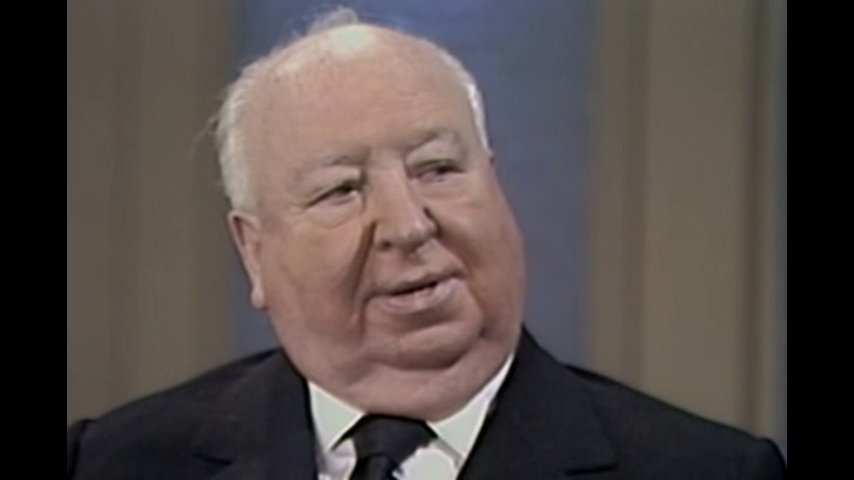 Hollywood Greats: June 8, 1972 Alfred Hitchcock