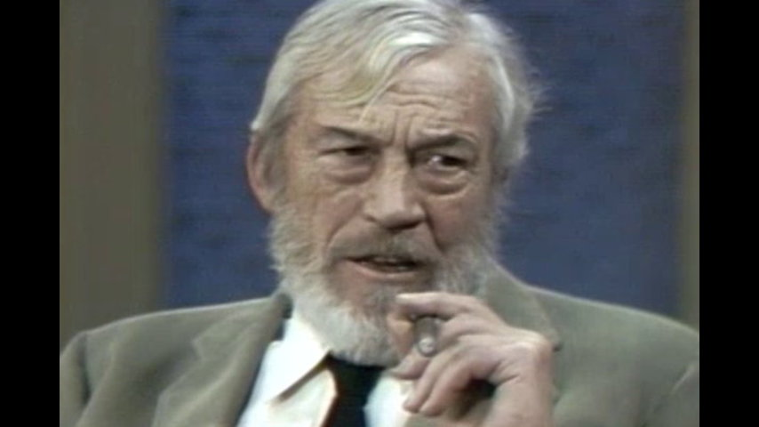 The Dick Cavett Show: Hollywood Greats - John Huston (February 21, 1972)