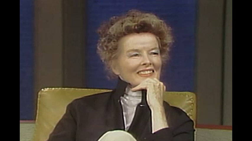 The Dick Cavett Show: Hollywood Greats - Katharine Hepburn, Part 1 (October 2, 1973)