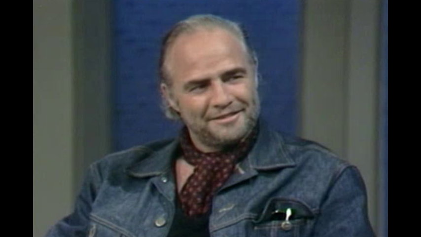 The Dick Cavett Show: Hollywood Greats - Marlon Brando (June 12, 1973)