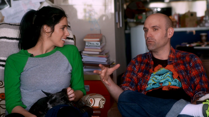 Backlot: The Sarah Silverman Program: Writer's Roundtable