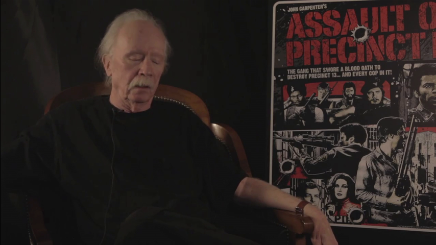 Backlot: Summer Of Fear: Interview With John Carpenter