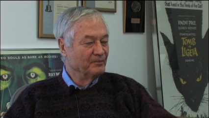 Backlot: Forbidden World: Interview With Roger Corman
