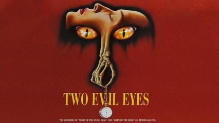 Two Evil Eyes - Trailer