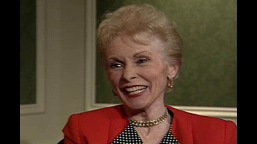The Dick Cavett Show: Horror Highlights - Janet Leigh (July 1, 1995)