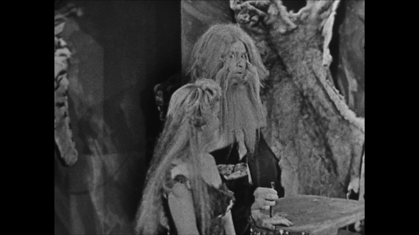 The Red Skelton Show: Cave Man Marriage