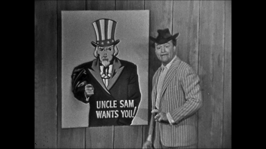 The Red Skelton Show: Uncle Sam Wants You