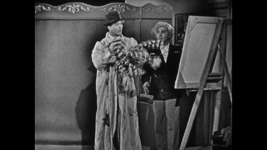 The Red Skelton Show: The Artist's Dilemma
