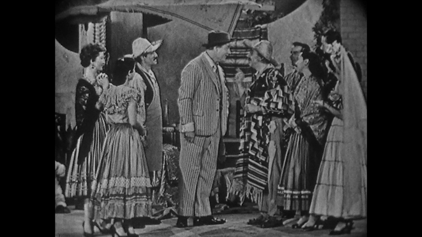 The Red Skelton Show: Clem Goes to Mexico
